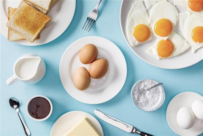 一份好早餐 两份蛋白质