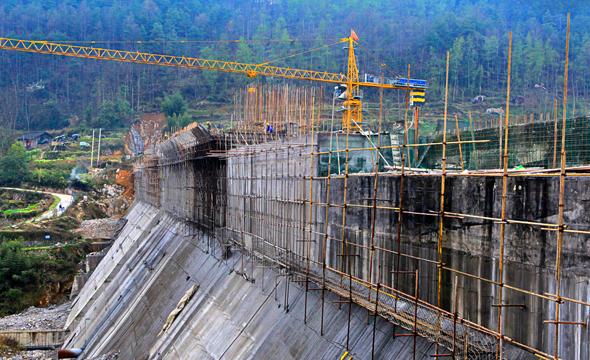 花垣吉辽河水库预计今年内完工