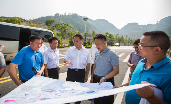 叶红专:着力招引扶强好企业 高质量建设承接产业转移示范区