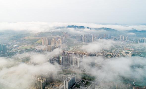 湘西经济开发区:云海漫新城