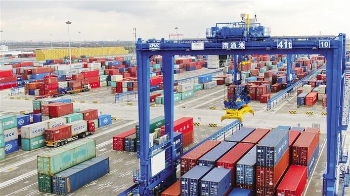 前10个月我国外贸进出口同比增长11.3%